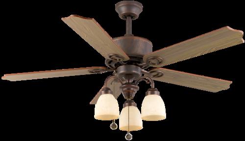 Ventiladores de techo r sticos econ micos y silenciosos - Ventiladores de techo rusticos ...